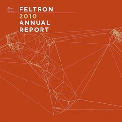 Beautiful 2010 Feltron Annual Report.