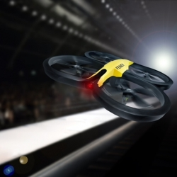 Fendi teams with Google and Parrot to use drones which will fly along the catwalk and capture their latest runway show.