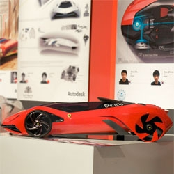 Cool Hunting check out the Ferrari World Design Contest.