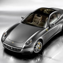 Ferrari 612 Scaglietti, made just the way you want it.