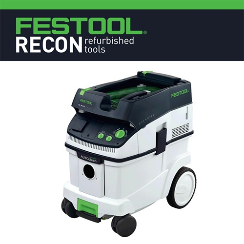 Festool Recon - the high quality (pricey!) tools we love have a secret site just for refurbished/gently used tools at a discount!