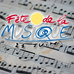 Tomorrow (June 21) is LA FETE DE LA MUSIQUE (World Music Day) Don't miss the all day and all night party if you happen to be in Paris.