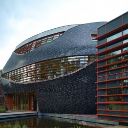 the gorgeous building of the World Wide Fund for Nature Netherland Chapter.