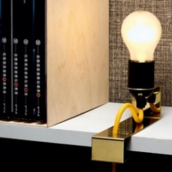 ANDREAS MARTIN-LÖF X MONOCLE CLAMP LAMP, LIMITED EDITION OF 100 PIECES