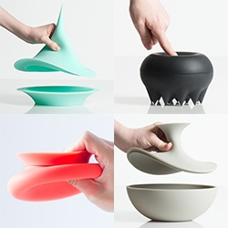 Finell Silicone Decorative Vessels