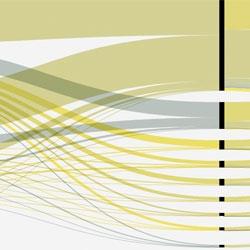 Fineo, a free web application that transforms data into Sankey diagrams.