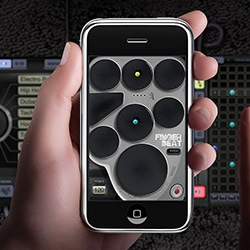 Fingerbeat: Music Creation & Self-Expression for everyone! For iPhone & iPod Touch