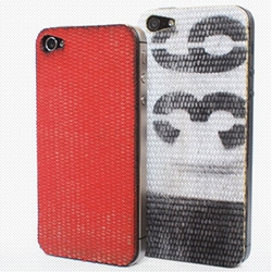 Station Supply Co. upcycles fire hoses into iPhone covers...