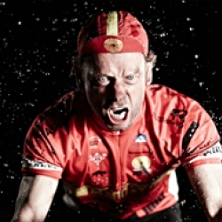 Cyclists shot at 1000 frames a second, with spit, sweat and snot, disgusting yet beautiful. The Fireflies, committed to raising money for Leuka, a charity formed to support Research & Treatment of Leukaemia in London.