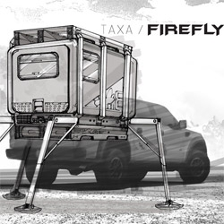 The FireFly is an ultra-lightweight camping module that was inspired by aerospace design. Core77 takes a look at the design and development of this mobile camper.