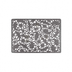 very nice felt cut out placemats, there's also a bug and flower design.