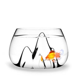 Fishscape Fishbowl by aruliden.