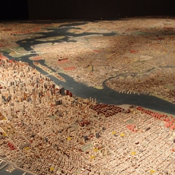 The iconic 1964 Panorama built by Robert Moses, a model depicting every building in New York City before 1992, will be repurposed to honor New York's landmarks.