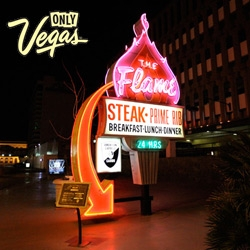 Las Vegas has some incredible Neon Signs ~ especially the ones on the old strip brought back from the 50s/60s by the Neon Museum! See some of my favorites...
