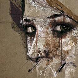 A collection of beautiful work by illustrator and graphic designer Florian Nicolle.
