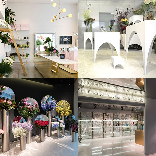 """Designer Florists"" over at The Cool Hunter is a great roundup of an emerging global trend of luxurious, designer, floral boutiques."
