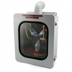 Awesome Flux Capacitor Replica from ThinkGeek!