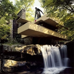 Take a look at some video game recreations of Fallingwater on Frank Lloyd Wright's 144th birthday.