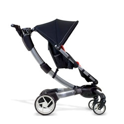 Another look at the 4mom self-folding origami stroller.