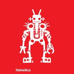 Meet Helbotica! Toronto based graphic designer, Jonathan Yule, explores illustration using typography.