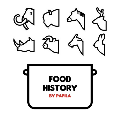 Food History Part I from Papila. Did you know that the cooking of food changed our bodies? Did you know that we are the only species who consumes other animal´s breast milk? Discover the Food History project.