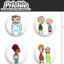 Been loving those pins over at prickie for ages & couldnt resist posting these oh so cute guys from Bumping Uglies.