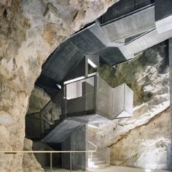 Fortress of Franzensfeste by Markus Scherer and Walter Dietl.