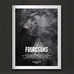 Four & Sons goes print with their first dog and culture print magazine!
