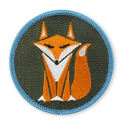 Prometheus Design Werx Clever Fox Patch!