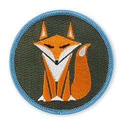 Prometheus Design Werx Clever Fox Patch!