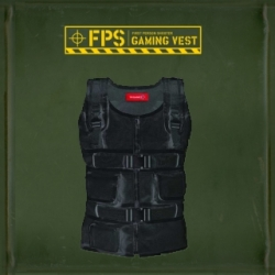 3rd Space FPS, a vest that input real pain in the player. Allows you to know where enemies are shooting from. Retailing for $169.00, it is available in Camoflauge or Black. Oh! Lights are fading... I'm feeling cold...