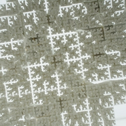 Fractal Table is a table piece which derives from studies into fractal growth patterns. Fractal Table  by Platform Wertel Oberfell and Matthias Bär, is impossible unless rapid prototyped.