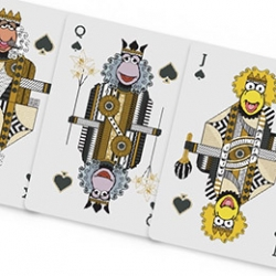 Fraggle Rock Playing Cards! The Spare Room and Henson have come together to create a limited edition deck of Fraggle Rock playing cards produced by the US Playing Card Company.