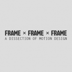 Frame by Frame by Frame is a site dedicated to dissect the great work of motion designers - frame by frame, to learn their craft secrets and get inspired.
