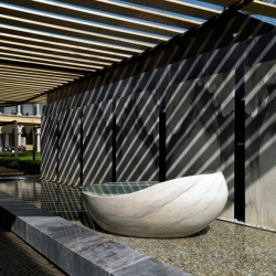 Installation SENSAI by Archizero x Franchi Umberto Marmi.