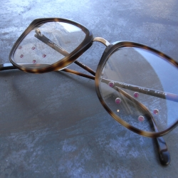 glasses for those of us that have always wished to be a freckled red-hed ~ from Kiel Mead
