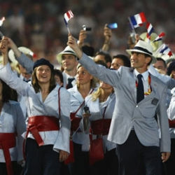 the nytimes takes a look at opening ceremonies fashion.  great images of olympics through the past.