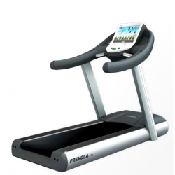 Frevola T7A treadmill lets you play Nintendo games while working out.