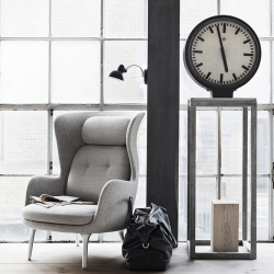 RO armchair by Jaime Hayon x Fritz Hansen.