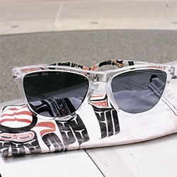 "Oakley Danny Kass Signature Series - ""Totem"" Frogskins and ""Peace Pipe"" Canopy - love the totem graphics!"