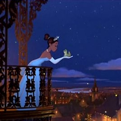 Don't miss the teaser for the first traditionally animated  feature film from Disney since 2004. The Princess and the Frog.