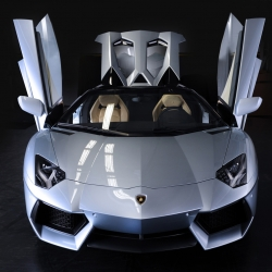 The details of the 2013 Lamborghini Aventador LP 700-4 Roadster have just been released. The droptop version of the Raging Bull's latest supercar is good for 691hp and 510 lb.ft of torque.