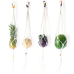 Cold Picnic's Rope Plant/Fruit Hangers!