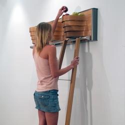 PUNGA & SMITH will be displaying the Fruit Baskets fruit storage concept at Salone Satellite in Milan next week.