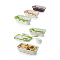Black + Blum make the perfect Box Appetit lunchbox in a Bento Box size.