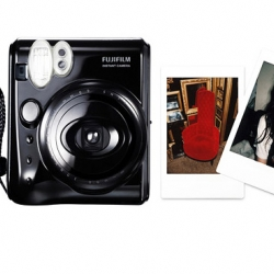 Fujifilm introduce an all new model into their cheki line of cameras with the forthcoming model dubbed the instax mini50s. The Fujifilm instax mini50S will release starting September 4th, 2010 in Japan.