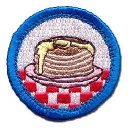 "Nerd Merit Badges - 1.5"", fully embroidered, Velcro-backed. Attach to your jacket, your backpack, or the lid of your over-clocked, battle-scarred laptop."