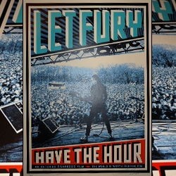 """In an explosion of photography, music, and artwork, director Antonino D'Ambrosio + artist Shepard Fairey celebrate the new documentary """"Let Fury Have the Hour"""" about the political actions of CLASH headman Joe Strummer!"""