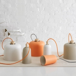 Fuse lamps by Note Design Studio for Ex.t.
