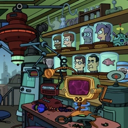 Futurama: Into the wild green yonder blu-ray/dvd here! Fun site to explore